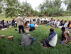 Africa Rising - Participative variety selection (PVS) in SNNPR province, Ethiopia - 2